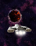 Outer Space Entity poster