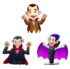 Dracula Illustration Collection