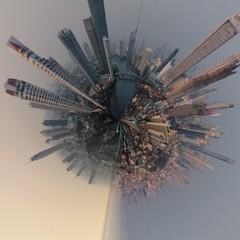 360grad Panorama bangkok
