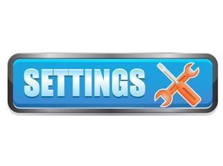 Settings navigation button