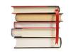 Hardback books with bookmark ribbon - 78029950