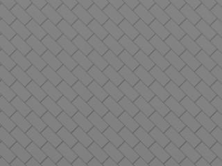 oblique white brick background