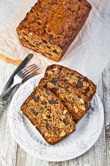 walnut prune bread