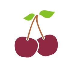 Icono Fruta_Cerezas COLOR