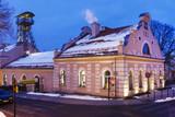 Salt Mine and the historic Regis Shaft, Wieliczka, Poland.