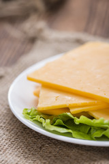 Cheddar Slices