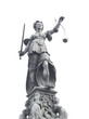 Statue of Lady Justice - 78042180