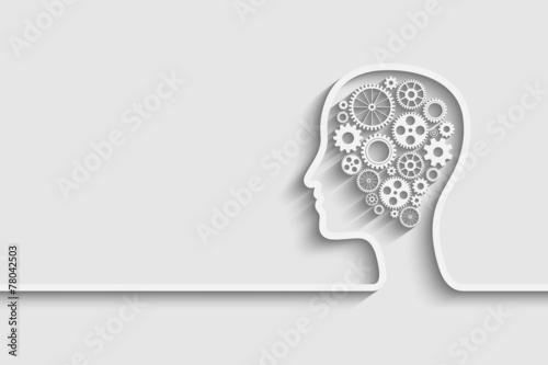 Human head - 78042503