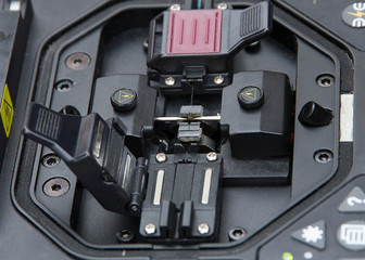 Empalmadora  de Cable de Fibra Optica