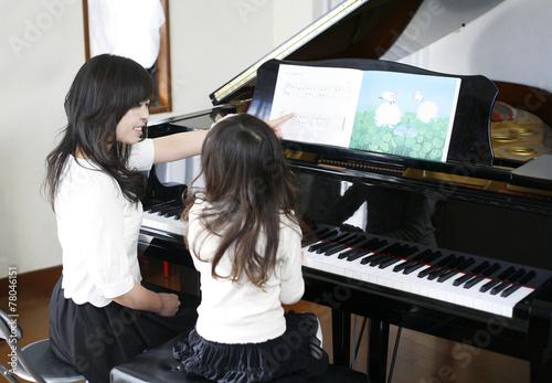 ピアノレッスン - 78046151