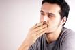 Smoking man - 78046383