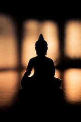bouddhisme statue