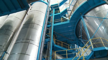 new advanced equipment dairy plant