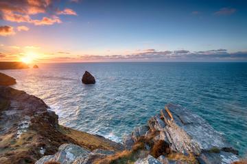 The North Cornwall Coastline