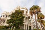 Historic houses along Battery st in Charleston, SC - Fine Art prints