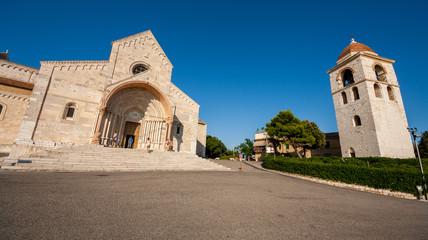 Chiesa di San Ciriaco , Ancona , Marche , Italia