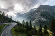 Sunset Switzerland Landscape - 78051765