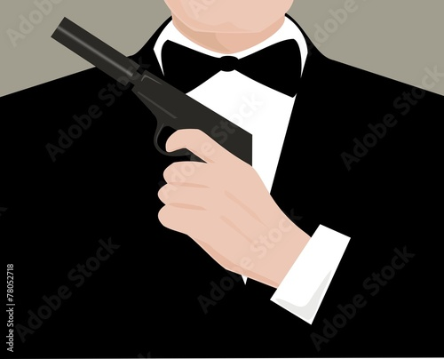 Secret agent - 78052718