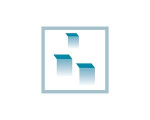 Modern Pillar Logo