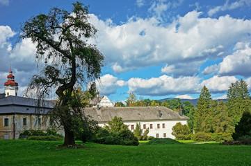 Castle Velke Losinyc