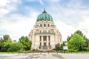 Zentralfriedhof, Friedhofskirche, Wien