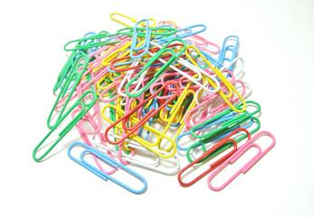 office color paper clip