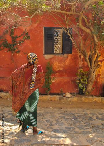 Papiers peints Ile Fière sénégalaise