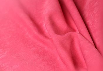Pink velvet background