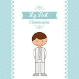 my first communion - 78056167