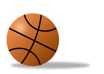 Baskerball ball