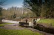 Canal Lock Gate - 78060311