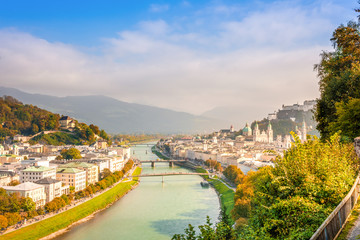 Salzburg Blick