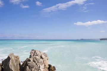 Seascape in cantabria