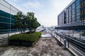 Modern Singapore architecture
