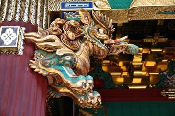 Elephant in Nikko, Japan