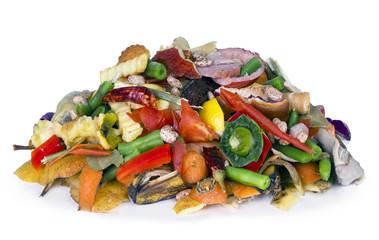 Edible decaying organic
