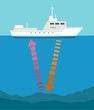 echo sounder ship - 78062324