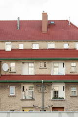 Repair of the roof of tiles at home