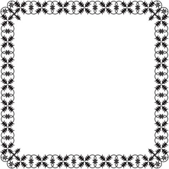 vector decorative border