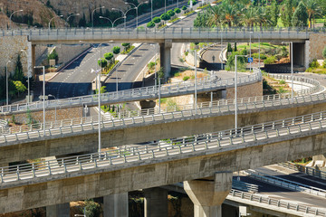 bridges in Haifa