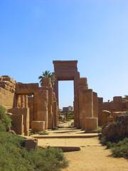 Egypte Karnak