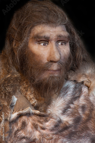 Poster neanderthal