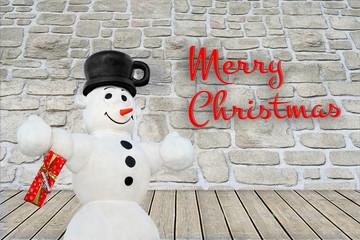Merry Christmas - 3d Rendering