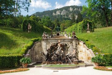 sculpture Linderhof Castle