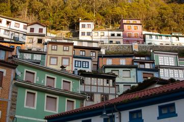 Spanish town Asturias