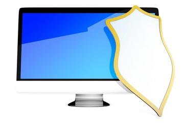 Schutz und Sicherheit für All in one Computer