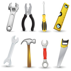 Construction, tools