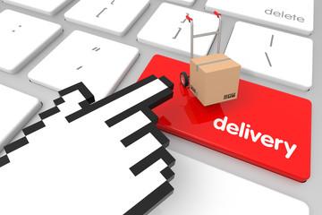 Delivery Enter Key