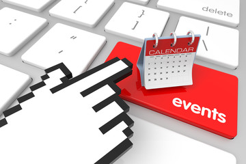 Events Enter Key