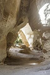Bells man-made caves